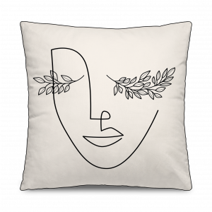 Coussin Personality Feuille